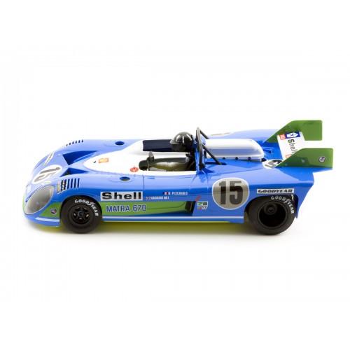 SRC 01401 Matra 1972 M670B #15 LeMans Winner [SRC04101