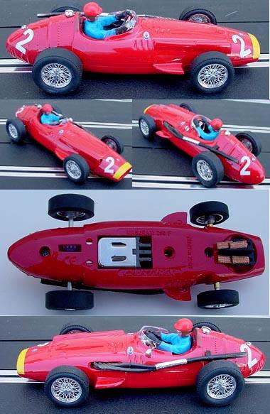 Cartrix 0921 Maserati 250F J.M. Fangio 1957