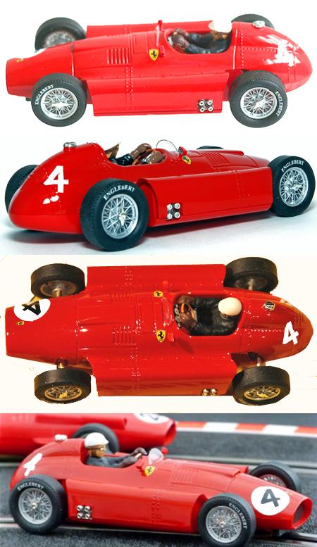 Cartrix 0966 Ferrari-Lancia D50