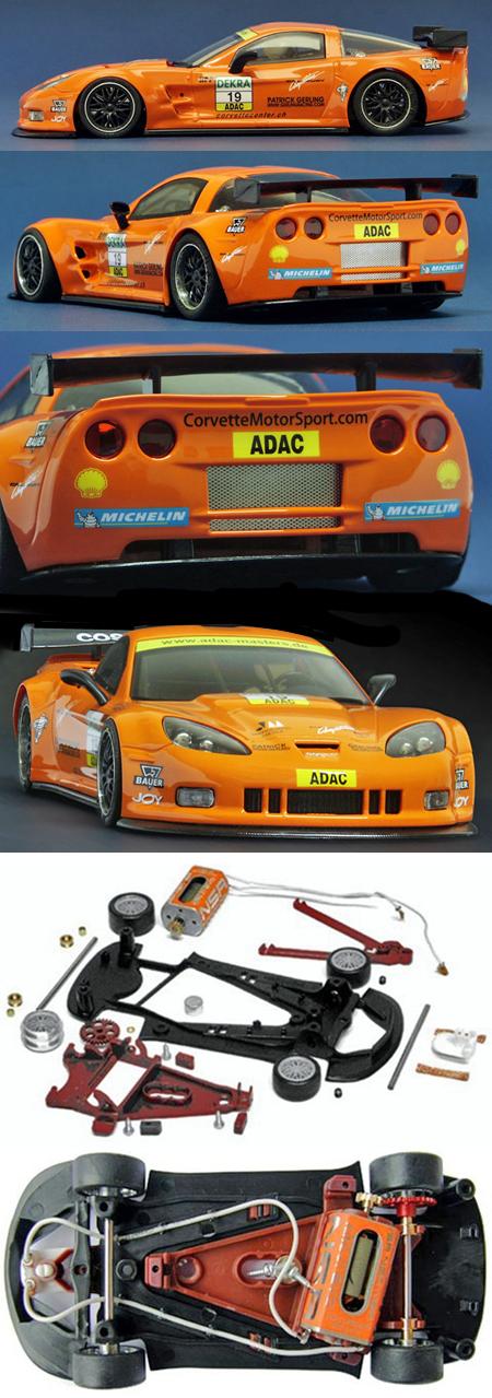NSR 1110AW Corvette Z06R