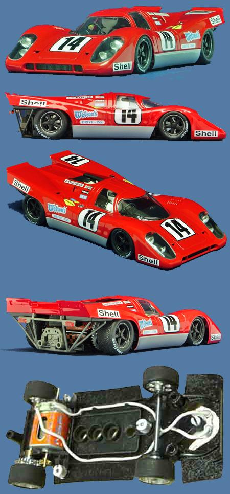 NSR 1122 Porsche 917
