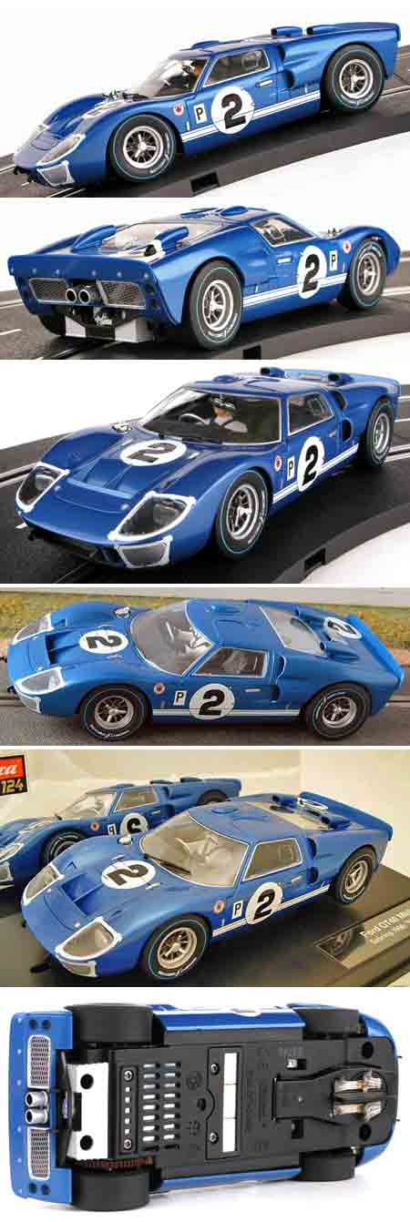 Carrera 23746 Ford GT40 MkII