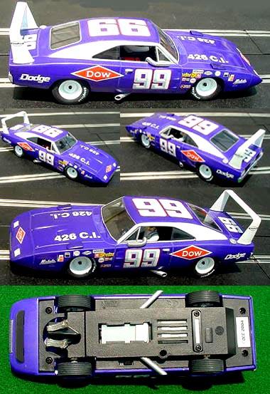 Carrera 25741 1969 Dodge Daytona #99