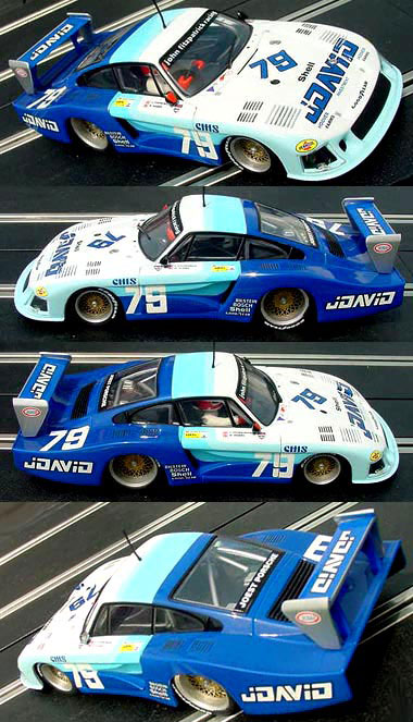 Carrera 27154 Porsche 935-78, LeMans 1982