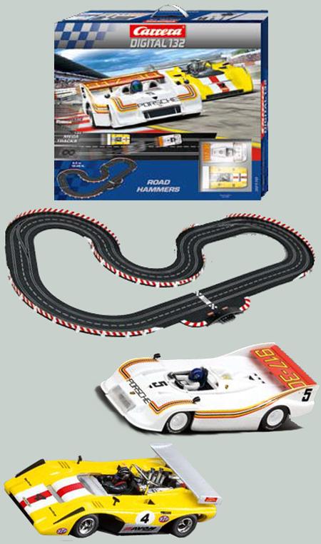 Carrera Go Street Power Slot Car Set Reviews