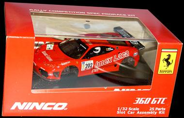 Ninco 50522 Ferrari F360