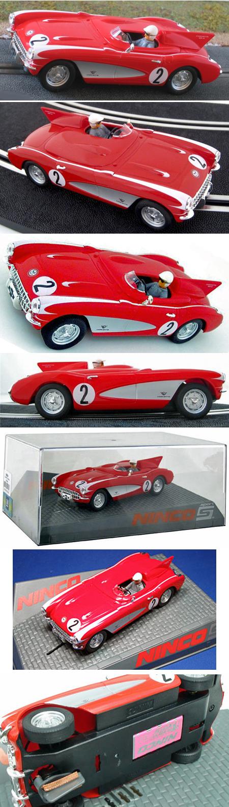 Ninco 50584 Corvette