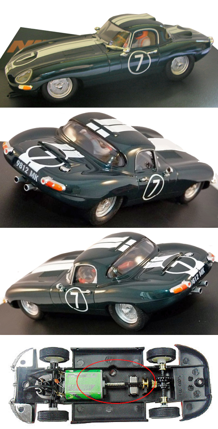 Ninco 50599 Jaguar