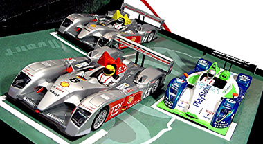Avant Slot 50900 LeMans 2006 top 3 finishers set