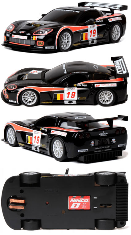 "Ninco 55016 Corvette Z06 GT3 ""Monza"", digital."