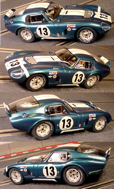 Monogram 85-4852 Cobra Daytona Coupe #13