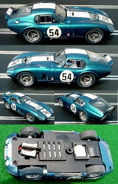Monogram 85-4853 Cobra Daytona Coupe