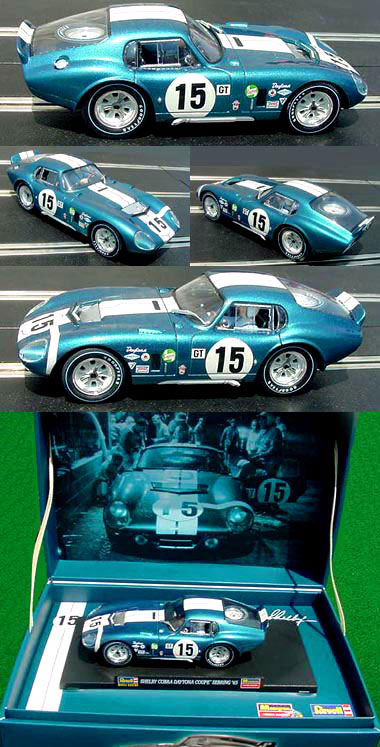 Revell-Monogram 85-4860 Cobra Daytona Coupe