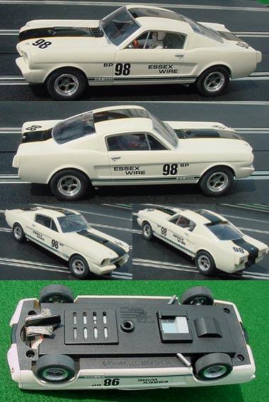 Monogram 85-4866 Shelby GT350