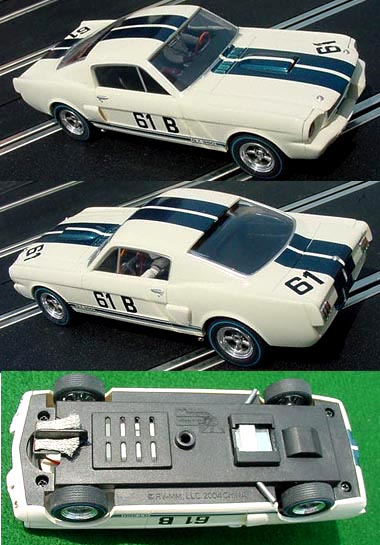 Revell-Monogram 85-4867 Shelby GT350R #61 SCCA B-Production