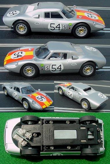 Monogram 85-4880 Porsche 904