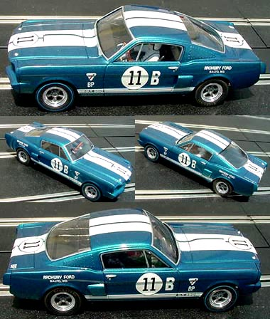 Revell-Monogram 85-4889 Shelby GT350R, Mark Donohue