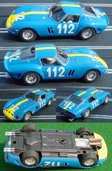 Fly 88250 Ferrari 250GTO Targa Florio 1964.
