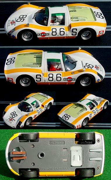 Fly 88255 Porsche Carrera 6, Nurburgring 1968.