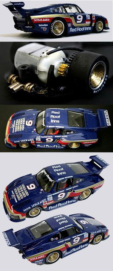 Fly 88268 Porsche 935K3, 1981 Daytona 24 winner