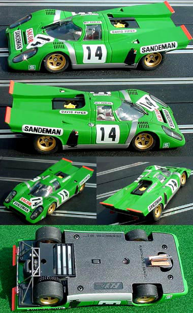 Fly 88318 Porsche 917K, green #14