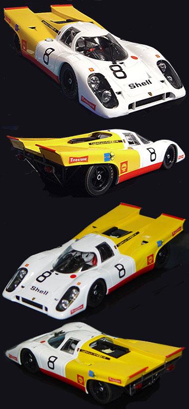 Fly 88348 Porsche 917K, Norisring 1970