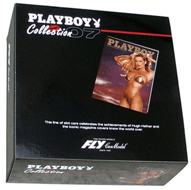 Fly 99054 Marcos, Playboy, presentation box