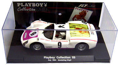 Fly 99057 Porsche 906, Playboy, in standard case