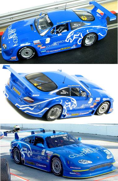 Scalextric C2908 Trans Am Jaguar Paul Gentilozzi