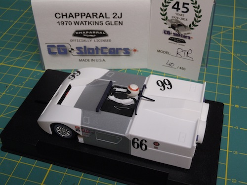 Cg 1rtr Chaparral 2j Ready To Race Can Am 1970 Watkins