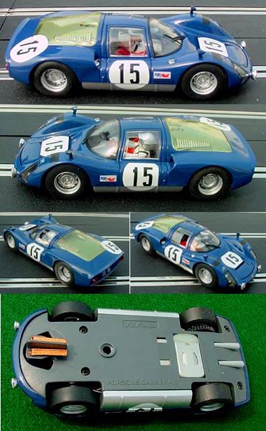 Fly A1602 Porsche Carrera 6 (906), Daytona 1966