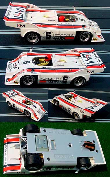 Fly A165 Porsche 917-10 Penske Racing Mark donohue L&M