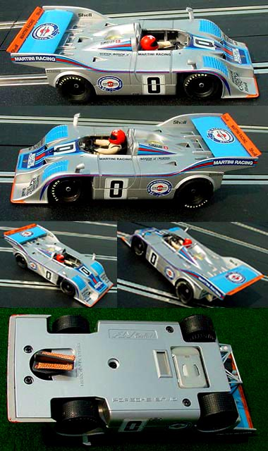 Fly A170 Porsche 917-10 Martini Racing