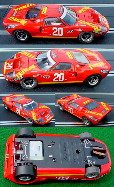 Fly A181 Ford GT40