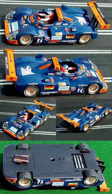 Fly A2002 Joest Porsche, LeMans winner