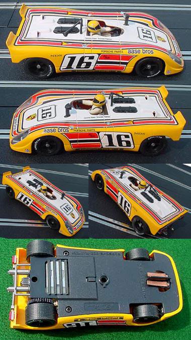 Fly A411 Porsche 908 Flunder