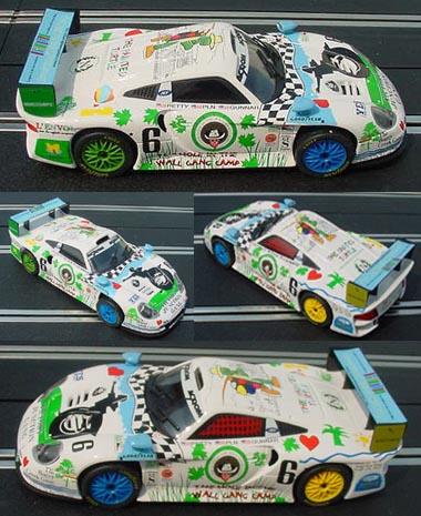 Fly A521 Porsche GT1 Evo