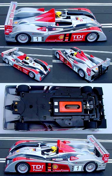 Avant slot 50110 Audi R10 LeMans winner 2007