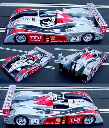Avant slot 50111 Audi R10 LeMans 2007 #2