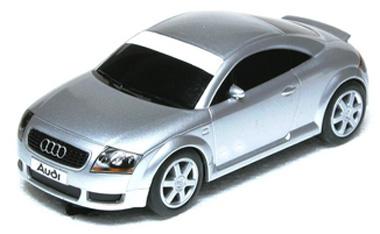 Scalextric C2506A Audi TT high impact silver