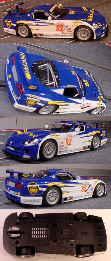 Scalextric C2523 Dodge Viper