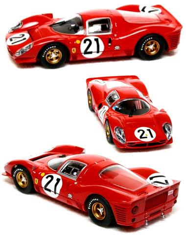 Scalextric C2641 Ferrari 330P4