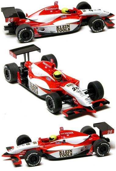 SCalextric C2650 IRL Dallara Dan Wheldon 2005 Indy 500 winner