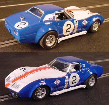 Scalextric C2750 Corvette L88