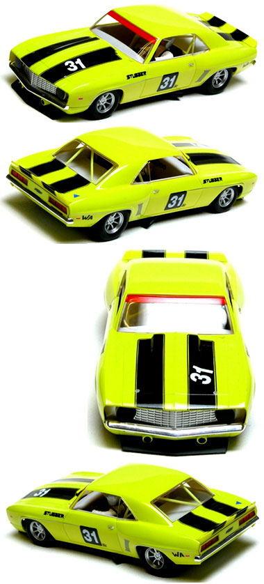 Scalextric C2759 Camaro
