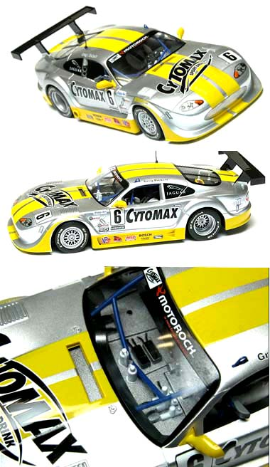 Scalextric C2761 Jaguar Trans Am