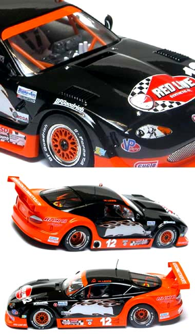 Scalextric C2785 Trans Am Jaguar