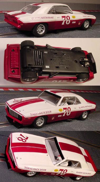 Scalextric C2796 Camaro
