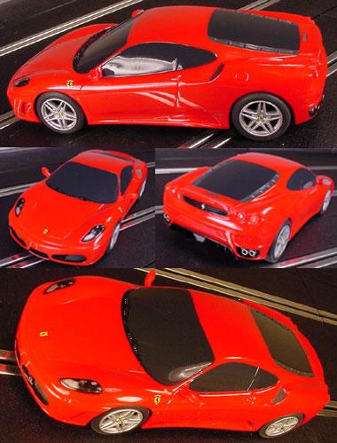 Scalextric C2822 Ferrari F430 High Impact red