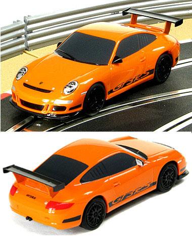Scalextric C2871 Porsche 911 GT3R Super resistant high impact digital plug ready